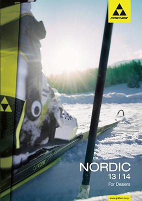 FISCHER NORDIC カタログ2013-2014